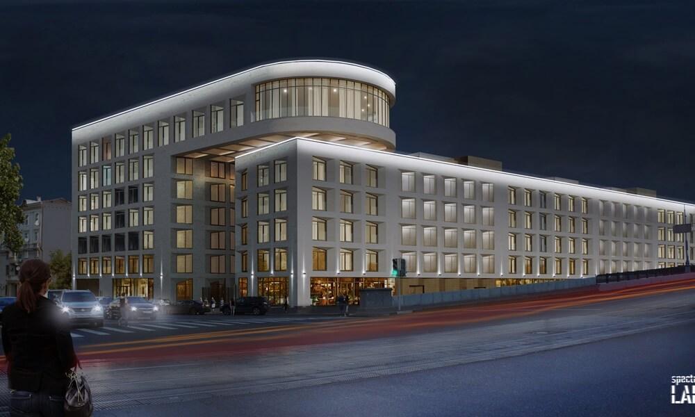 ЖК Balchug Residence в Замоскворечье в Москве