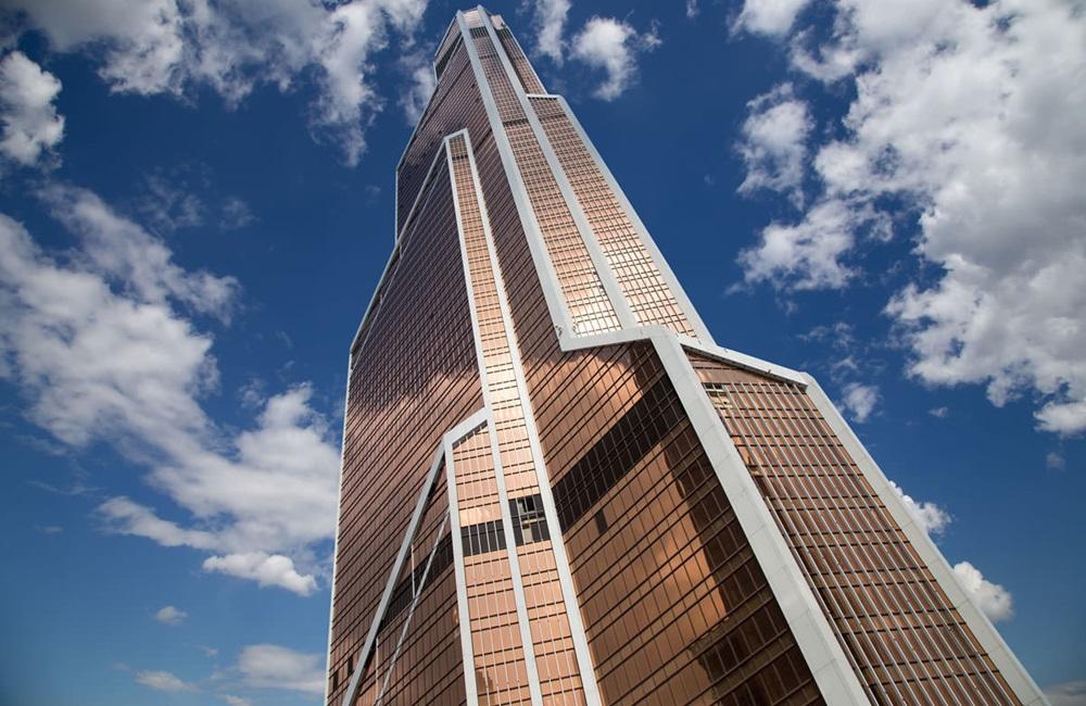 ЖК Mercury Tower
