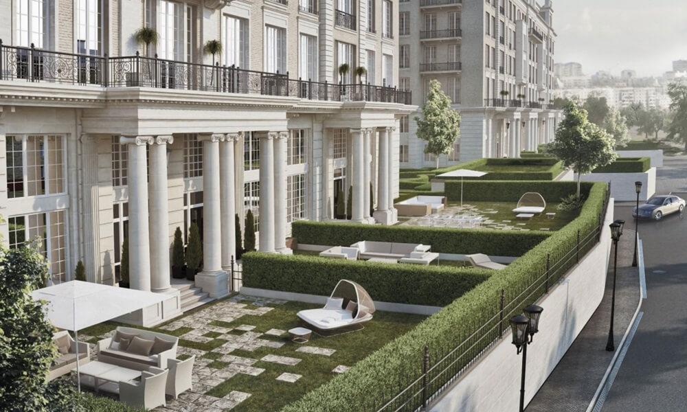 приоритет этажности в элитном жилье