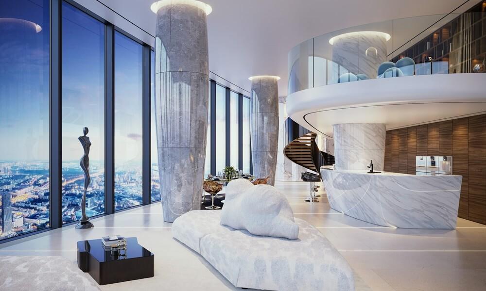элитное жилье с большими площадями
