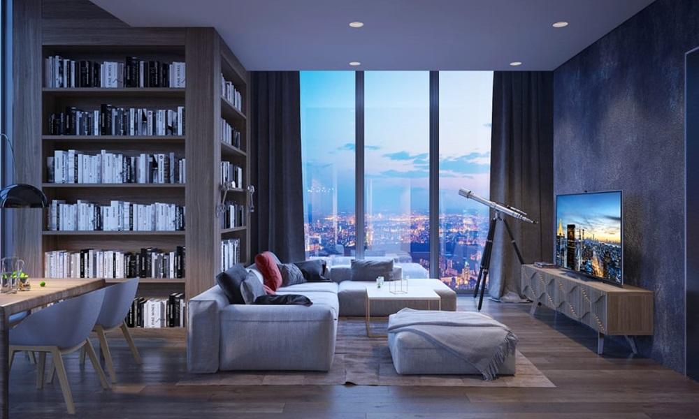 апартаменты элитной недвижимости