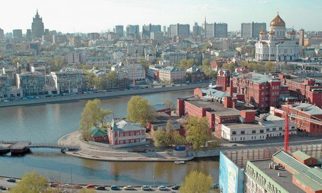 Квартиры в Замоскворечье