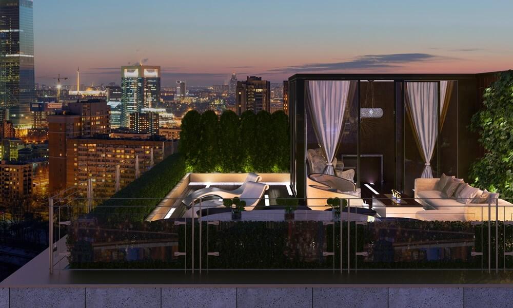 ЖК RedSide квартиры с террасами