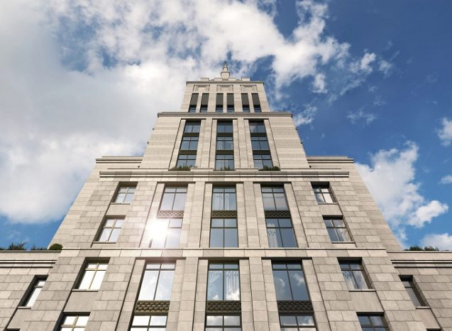 ЖК Alcon Tower - 1