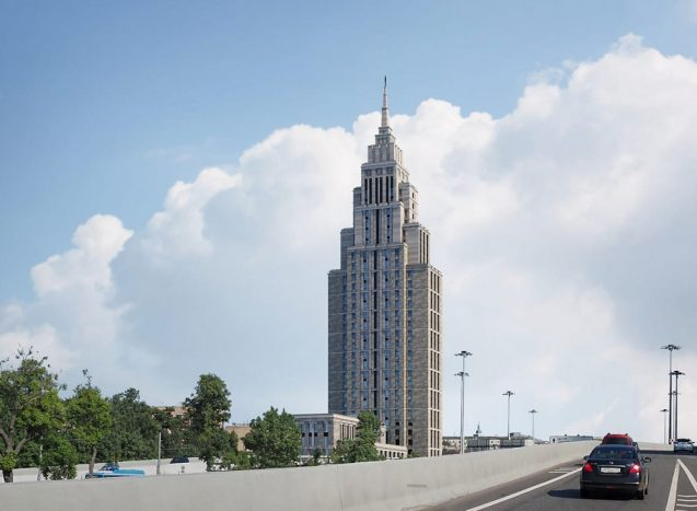 ЖК Alcon Tower - 3