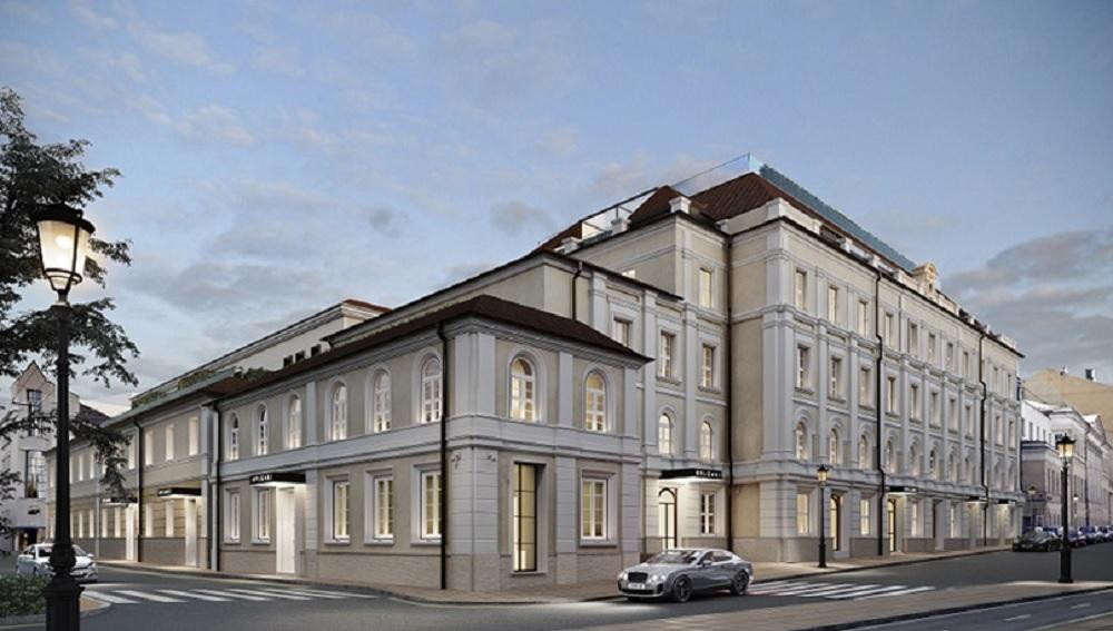 ЖК Bulgari Hotel & Residences Moscow
