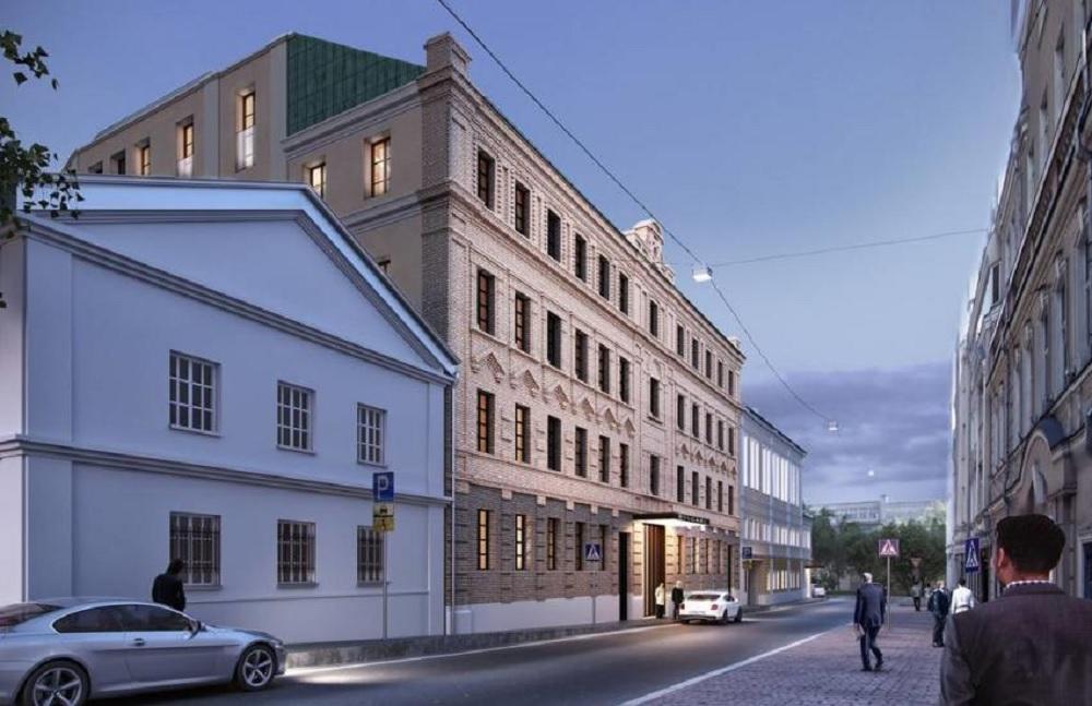 ЖК Bulgari Hotel Residences Moscow