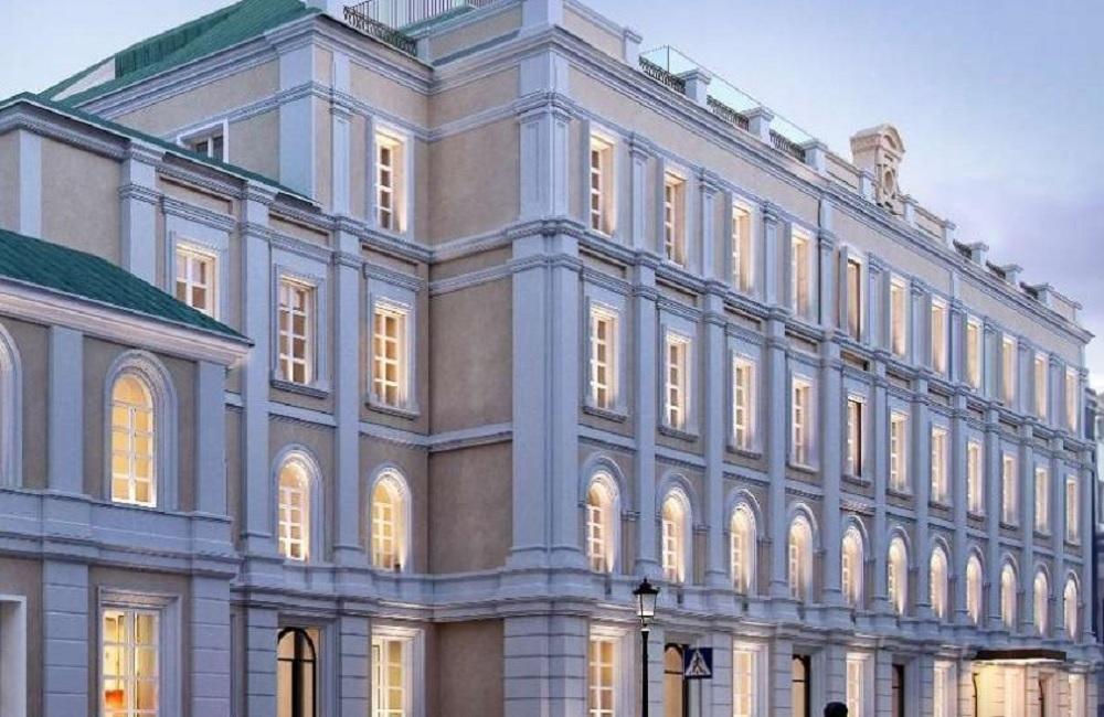 ЖК «Bulgari Hotel & Residences Moscow»