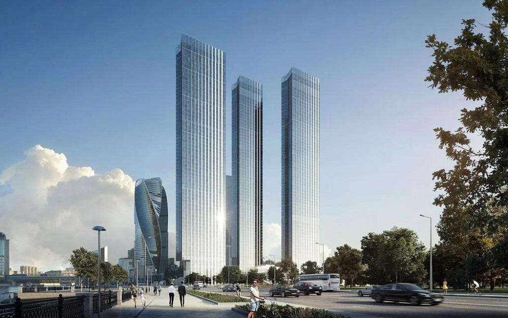ЖК Capital Towers в Москве