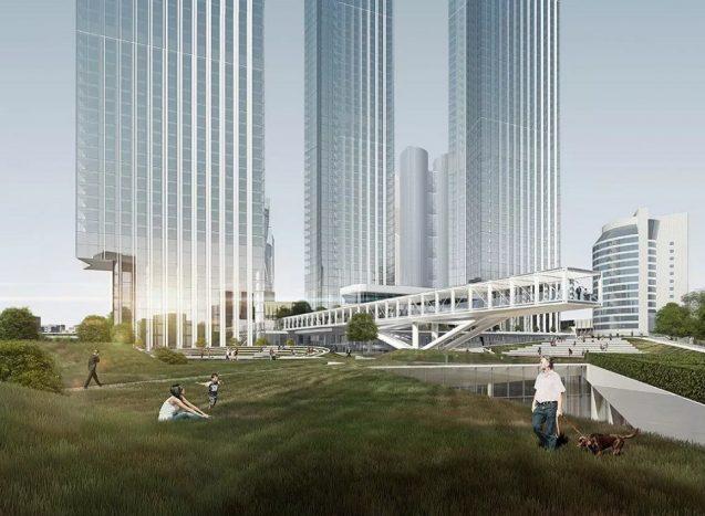 ЖК Capital Towers - 2